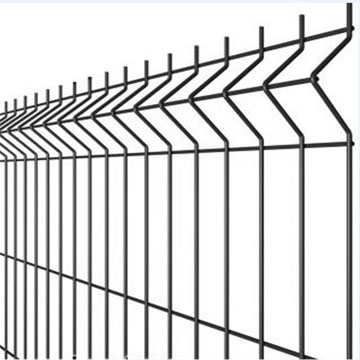 Bended Fence Panel